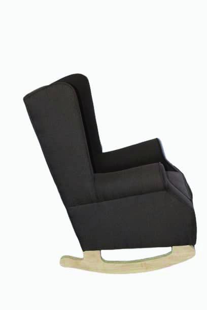 Morada Steel Classic Rocking Chair