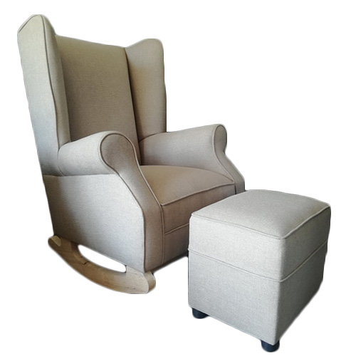 Nivel Plaster Classic Rocking Chair